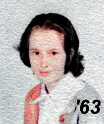 Velda Marshall - '63 Yearbook Picture